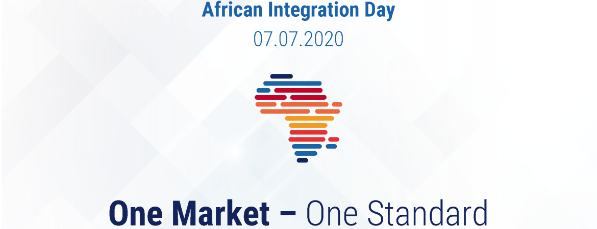 African Intergration Day - 07/07/2020